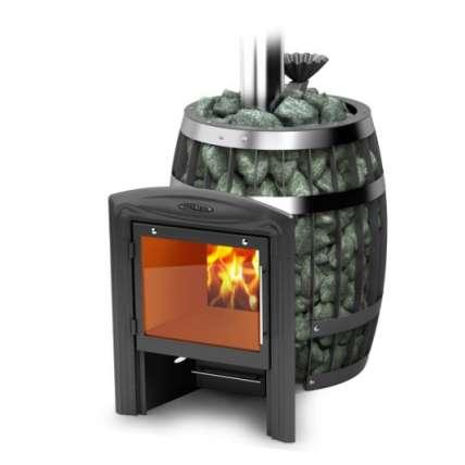 Печь банная САЯНЫ II Carbon ВИТРА ЗК ТМФ (Термофор) - ПечиМАКС