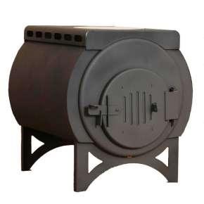 Печь ТАЙГА - 200 отопительно - варочная