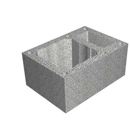 Блок одноходовой Tona(Тона) с вентканалом ML16/14 (34х48х25) - ПечиМАКС