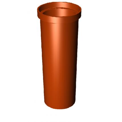 Керамический дымоход Tona (Тона) TTR12-100 - ПечиМАКС