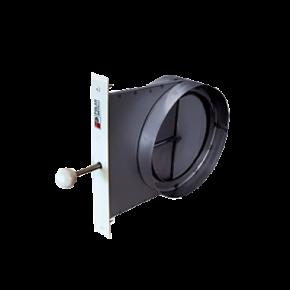 Шибер Tona (Тона) диаметр 140 мм