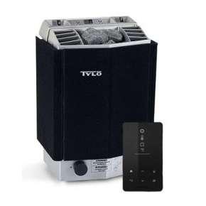 Печь электрокаменка TYLO Combi RC 8 1x230V, 3x400V+N (с пультом Н2 в комплекте)