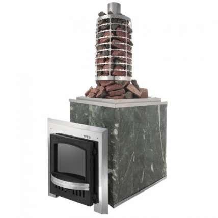 Печь Калита (дверца стальная окрашенная) - ПечиМАКС