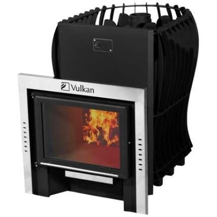 Печь для бани Вулкан Этна 20 Премиум - ПечиМАКС