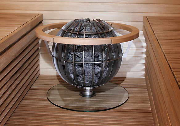 харвия электрокаменка глобус globe